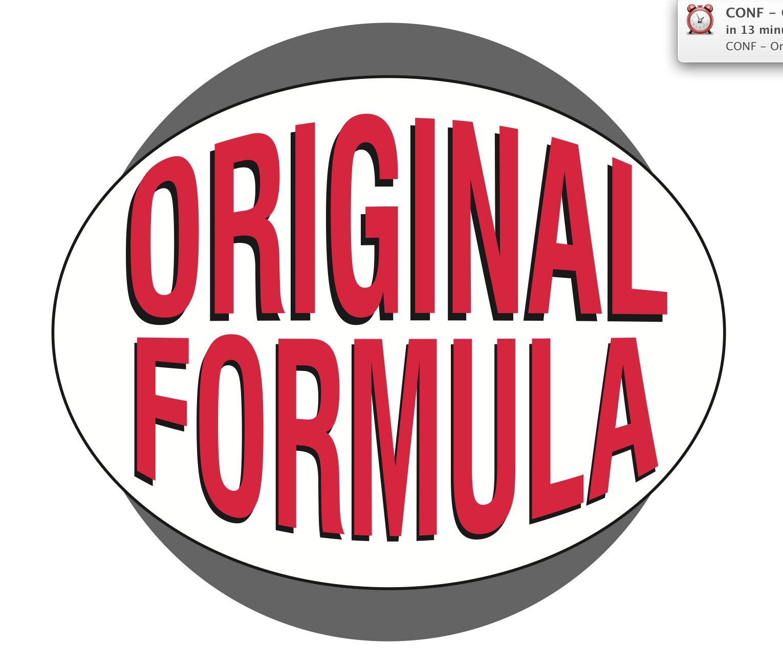 Original Formula Material Safety Data Sheet (MSDS) | Contego