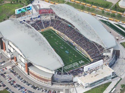 Winnipeg Soccer Stadium