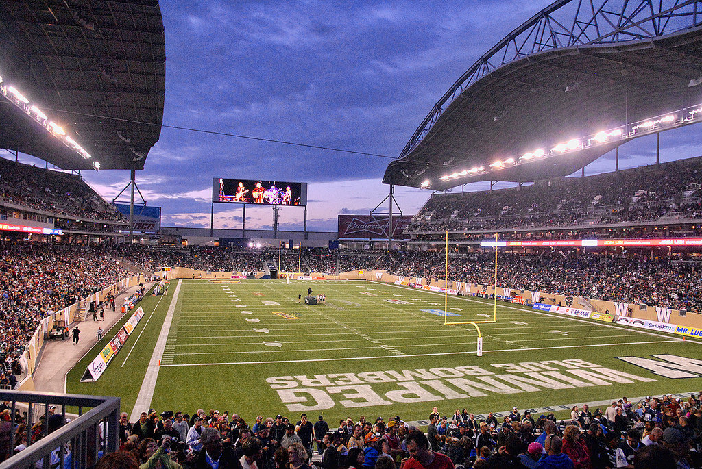 Winnipeg Soccer Stadium Projects Contego International