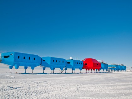 British Antarctic Survey, Halley Research Station