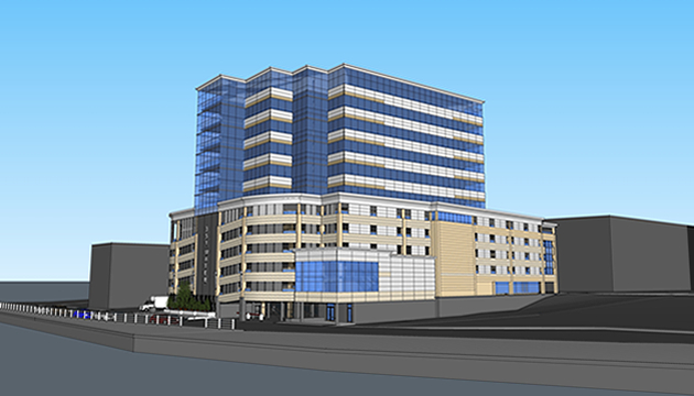 The first new office building in downtown St. John's Newfoundland in 25 years is protected by Contego Intumescent.