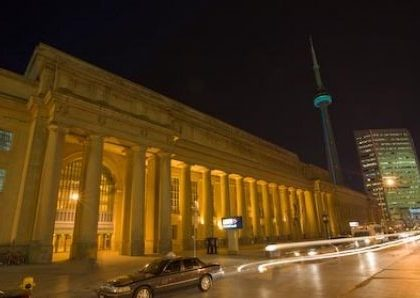 Union Station Toronto Revitalization Project