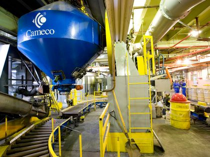 Cameco Port Hope Conversion Facility