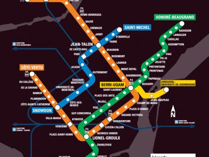 Métro Montréal – STM