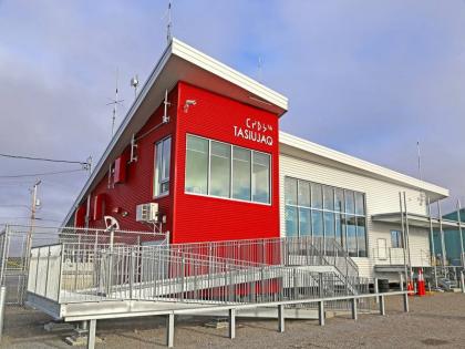 Tasiutjaq Airport/Terminal