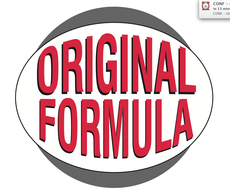 #19 Original logo