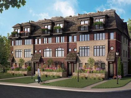 Ossington Luxury Townhomes