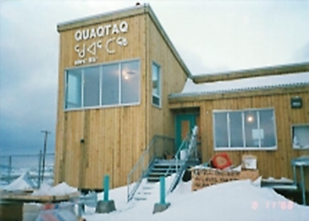 QUAQTAQ Nunavik Airport